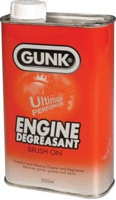 Gunk Engine Degreasant, Powerful & Effective Cleaner & Degreaser, 1 Litre