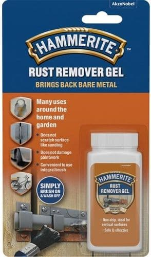 Hammerite Rust Remover Gel 100ml. 5092868