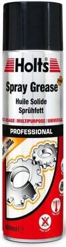 Holts Spray Grease. Penetrates & Lubricates Chains, Cables, Hinges, Locks, etc. 500ml. HMAI0101A