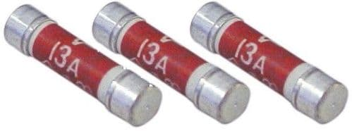 Household Glass Fuses. 3 Variants Available