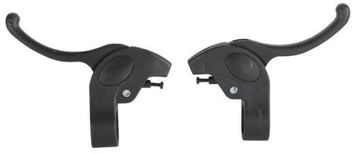 Junior Resin Brake Levers. Pair. PRB422