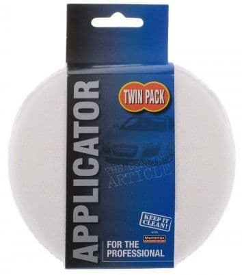 Martin Cox Terry Towel Polish Applicator Twin Pack MOGG22