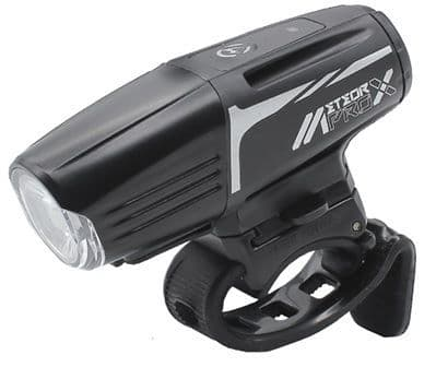 Moon Meteor-X Auto Rechargeable Front Light, 450 Lumens. LAAMY1902