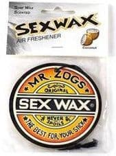 Mr. Zog's Sex Wax Car, Office Or Home Air Freshener, 4 Fragrance's Available