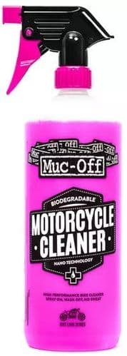 Muc-Off Nano Tech Motorcycle Bike Cleaner 1 Litre. M664
