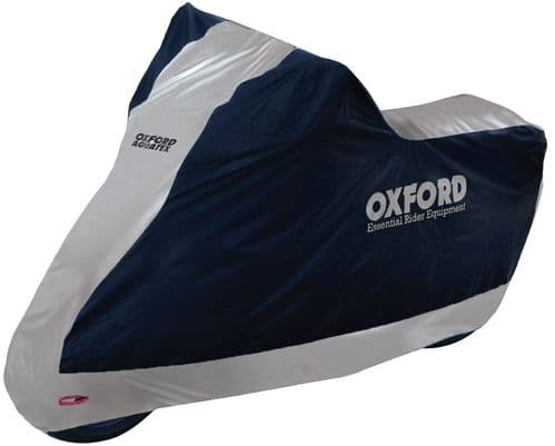 Oxford Aquatex Waterproof Motorcycle Covers, 3 Sizes Available