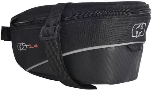 Oxford C1.4 1.4 Litre Wedge Bag With Hook & Loop Fixing  Strap & Buckle OL924