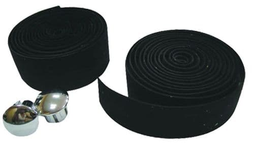 Oxford Essential Cork Handlebar Tape. 5 Colours Available