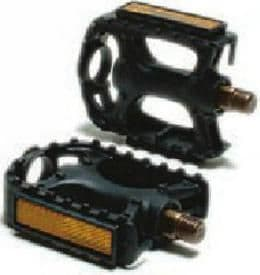 Pedals & Toe Clips