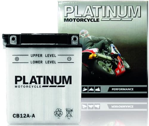 Platinum Motorcycle Batteries, Competitively Priced Range Of Batteries.
