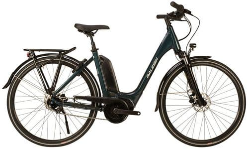 Raleigh Motus Grand Tour Bosch Powered Derailleur Low Step Electric Bike, 3 Sizes Available