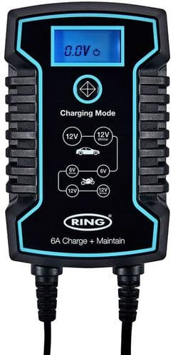 Ring 6A Smart Charger and Battery Maintainer. RSC806