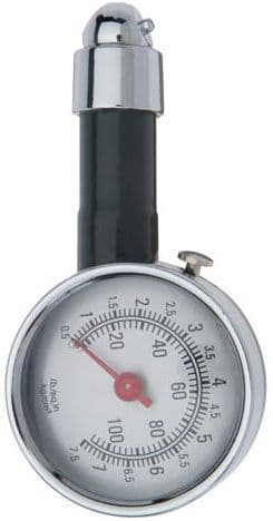 Ring Analogue Dial Tyre Pressure Gauge RTG3