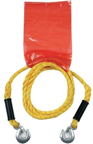 Ring Heavy Duty Tow Rope 3.5 Tonnes RCT1540