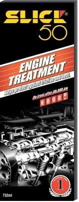 Slick 50 Engine Treatment For Petrol & Diesel Engines 750ml. 23022