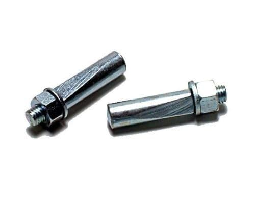 """Standard Cotter Pins For Chainwheel & Crank Arms, 3/8"""", Pair. CW418"""
