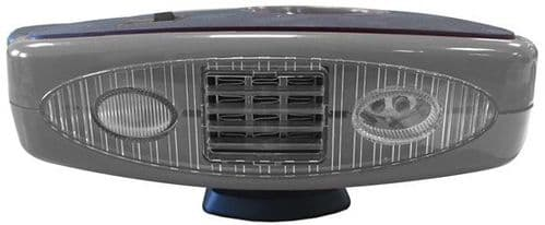 Streetwize 12v Auto Heater & Defroster with Light. SWCH400