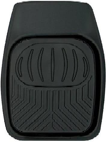 Streetwize All Terrain Single Heavy Duty Mat, Black. SWTM