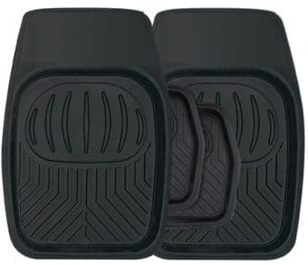 Streetwize Universal All Terrain Mats Set Of Four. SWCM26