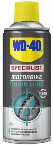 WD-40 Specialist Motorcycle Chain Lube. 400ml.