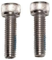 Weldtite M6 x 20mm Bolts, Pack of 2. 08022