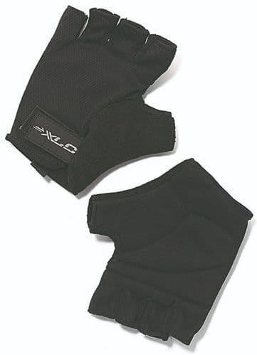 XLC Saturn Fingerless Mitts, Black. 4 Sizes Available